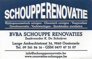schoupperenovatie